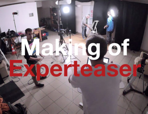 Making of experteaser